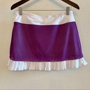 Jofit Pleat Tennis Skirt Size M